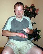 Marek Faitl liečba psoriázy biolampu Biostimul